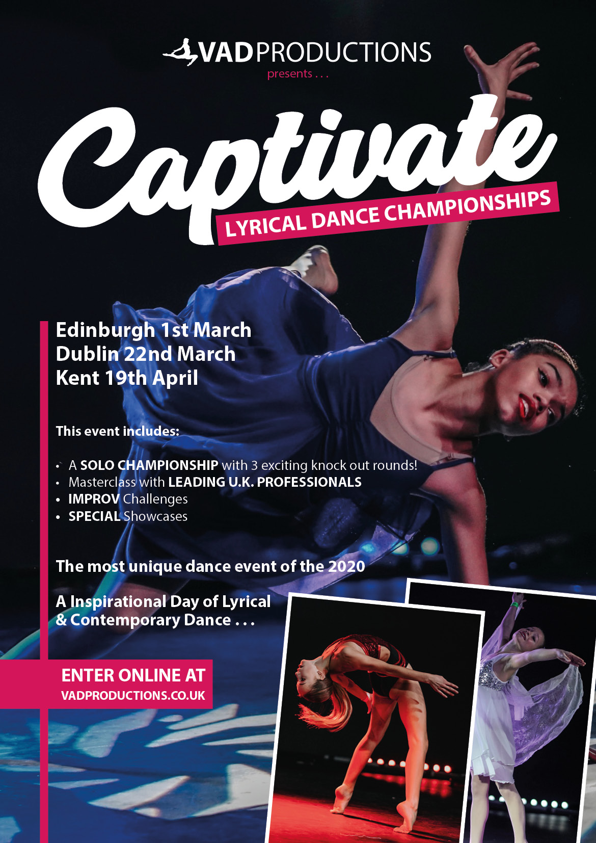 Captivate Poster 2019